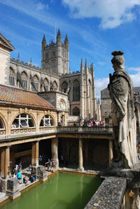 holiday accommodation near Bath