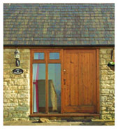 Owl Cottage self-catering for couples